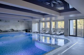 Bazén hotel Orion
