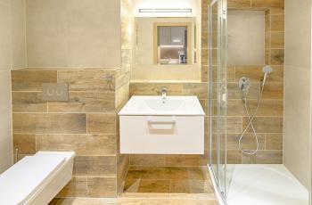 Koupelna Hotel Orion
